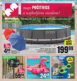 Mercator katalog Poletje do 13. 06.