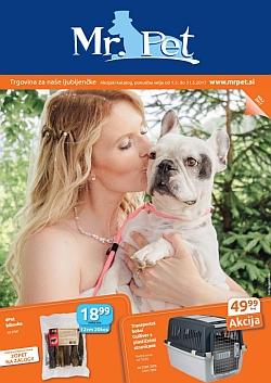 Mr Pet katalog maj 2017
