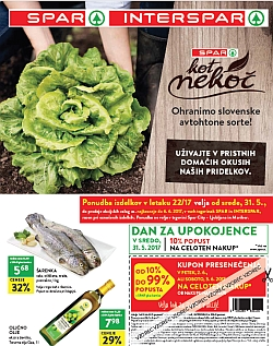 Spar in Interspar katalog do 06. 06.