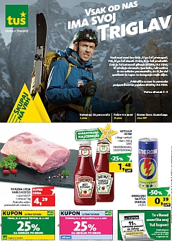 Tuš katalog trgovine in franšize do 29. 05.