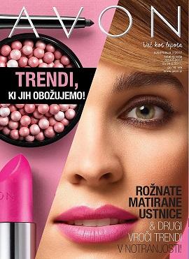Avon katalog 7 2017