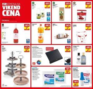 Hofer vikend akcija do 04. 06.