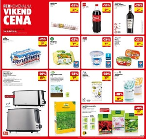 Hofer vikend akcija do 25. 06.