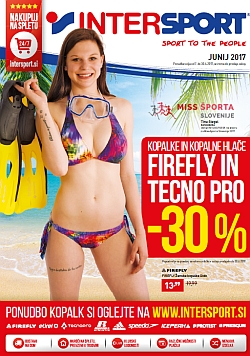 Intersport katalog junij 2017