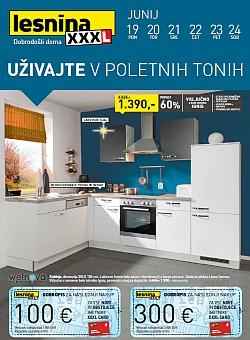 Lesnina katalog Ljubljana, Maribor, Levec