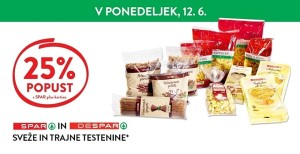 Spar in Interspar akcija 12. 06.