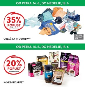 Spar in Interspar vikend akcija do 18. 06.