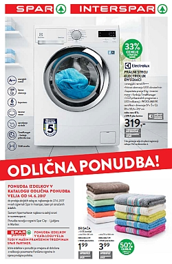 Spar in Interspar katalog Odlična ponudba do 27. 06.