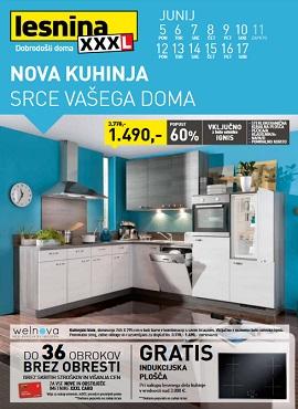 Lesnina katalog Nova kuhinja