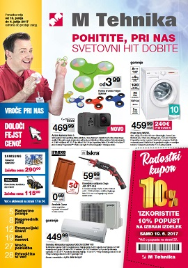 Mercator katalog Tehnika do 4.7.