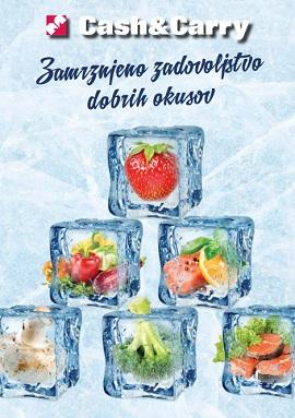 Mercator katalog Zamrznjeni izdelki