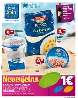 Eurospin katalog do 19. 07.