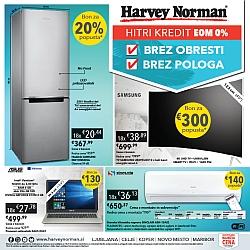 Harvey Norman katalog Vroča poletna ponudba