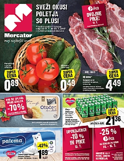 Mercator katalog do 19. 07.