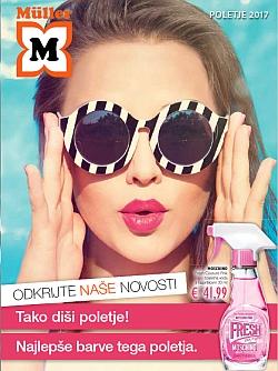 Muller katalog Luxus poletje 2017