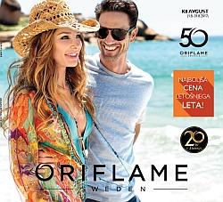 Oriflame katalog 08 2017
