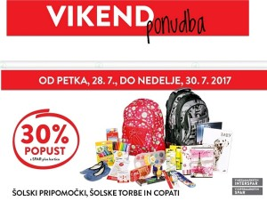 Spar in Interspar vikend akcija do 30. 07.