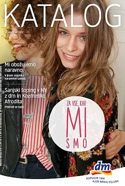 DM katalog september 2017
