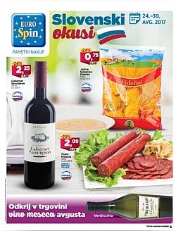 Eurospin katalog do 30. 08.