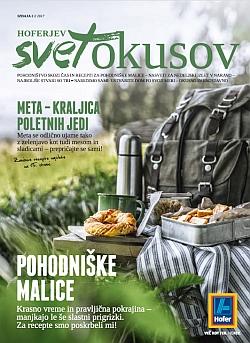 Hofer katalog Svet okusov avgust 2017