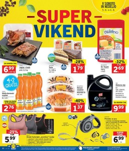 Lidl super vikend do 06. 08.
