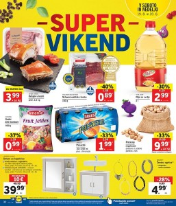 Lidl super vikend do 20. 08.