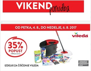 Spar in Interspar vikend akcija do 06. 08.