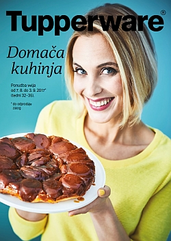 Tupperware katalog Domača kuhinja