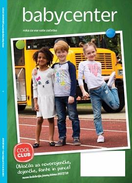 Baby Center katalog avgust