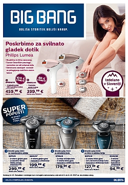 Big Bang katalog Philips do 11. 10.