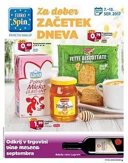 Eurospin katalog do 13. 09.