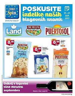 Eurospin katalog do 27. 09.