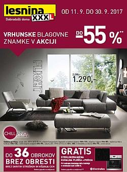 Lesnina katalog Blagovne znamke Maribor in Levec
