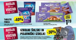Mercator vikend akcija do 03. 09.