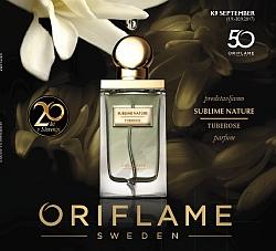 Oriflame katalog september 2017