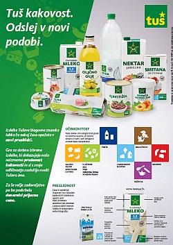 Tuš katalog Lastne blagovne znamke do 02. 10.