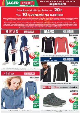 Jager katalog tekstil do 3.10.