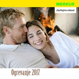 Merkur katalog Ogrevanje 2017