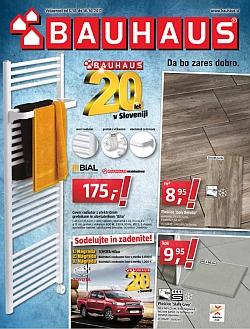 Bauhaus katalog do 18. 10.