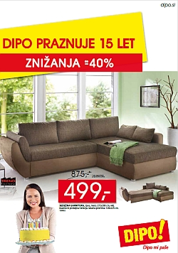 Dipo katalog Znižanja do – 40 %