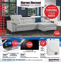 Harvey Norman katalog oktober 2017
