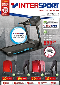Intersport katalog oktober 2017