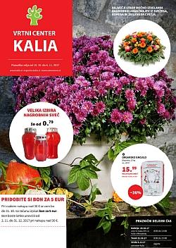 Kalia katalog oktober 2017