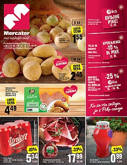Mercator katalog do 18. 10.