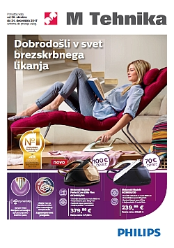 Mercator katalog tehnika Philips do 31. 12.