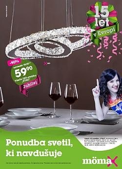 Momax katalog Ponudba svetil do 28. 10.