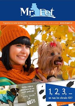 Mr Pet katalog oktober 2017