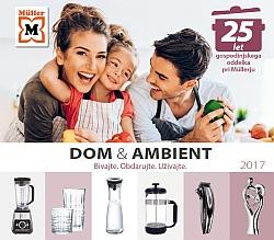 Muller katalog Dom & Ambient do 31. 12.