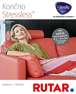 Rutar katalog Končno Stresless do 30. 11.