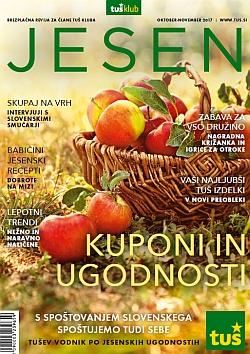 Tuš katalog Jesen 2017